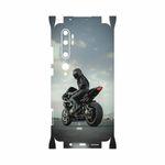برچسب پوششی ماهوت مدل Motorcycling-FullSkin مناسب برای گوشی موبایل شیائومی Mi Note 10 Pro