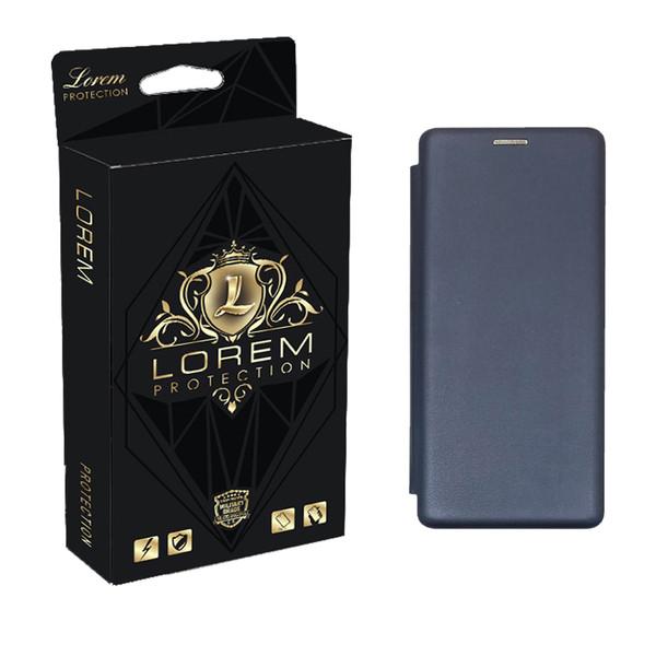 کیف کلاسوری لورم مدل KMGNT01 مناسب برای گوشی موبایل سامسونگ Galaxy A11