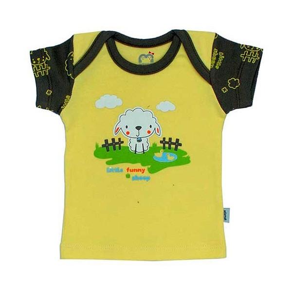 تی شرت نوزادی مدل Sheep