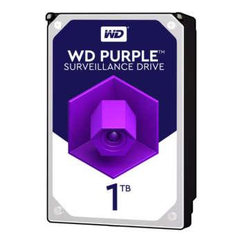هارددیسک اینترنال وسترن دیجیتال مدل Purple WD10EJRX ظرفیت 1 ترابایت