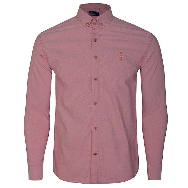 پیراهن آستین بلند مردانه مدل BMBT1016-6