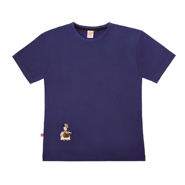 تی شرت آستین کوتاه زنانه تچر مدل بندری