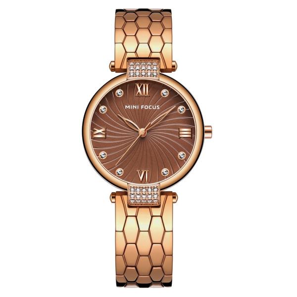 ساعت مچی عقربه ای زنانه مینی فوکوس مدل MF0186L