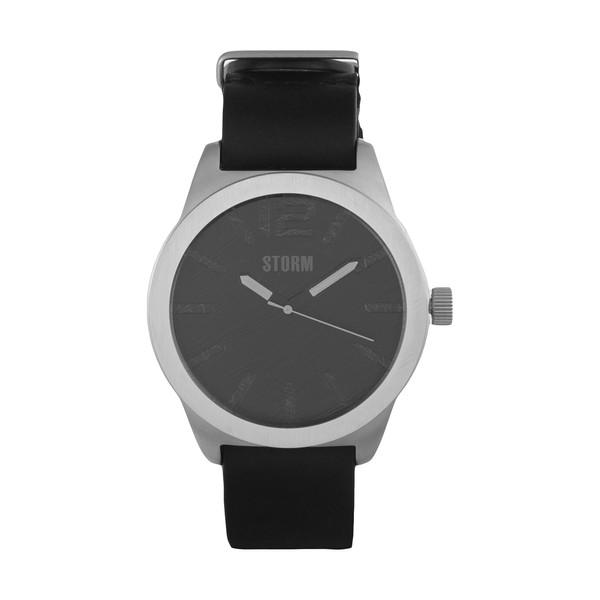 ساعت مچی عقربهای مردانه استورم مدل ST 47393-BK-BK