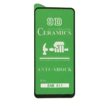 محافظ صفحه نمایش 9D مدل CR-A105 مناسب برای گوشی موبایل سامسونگ Galaxy A11