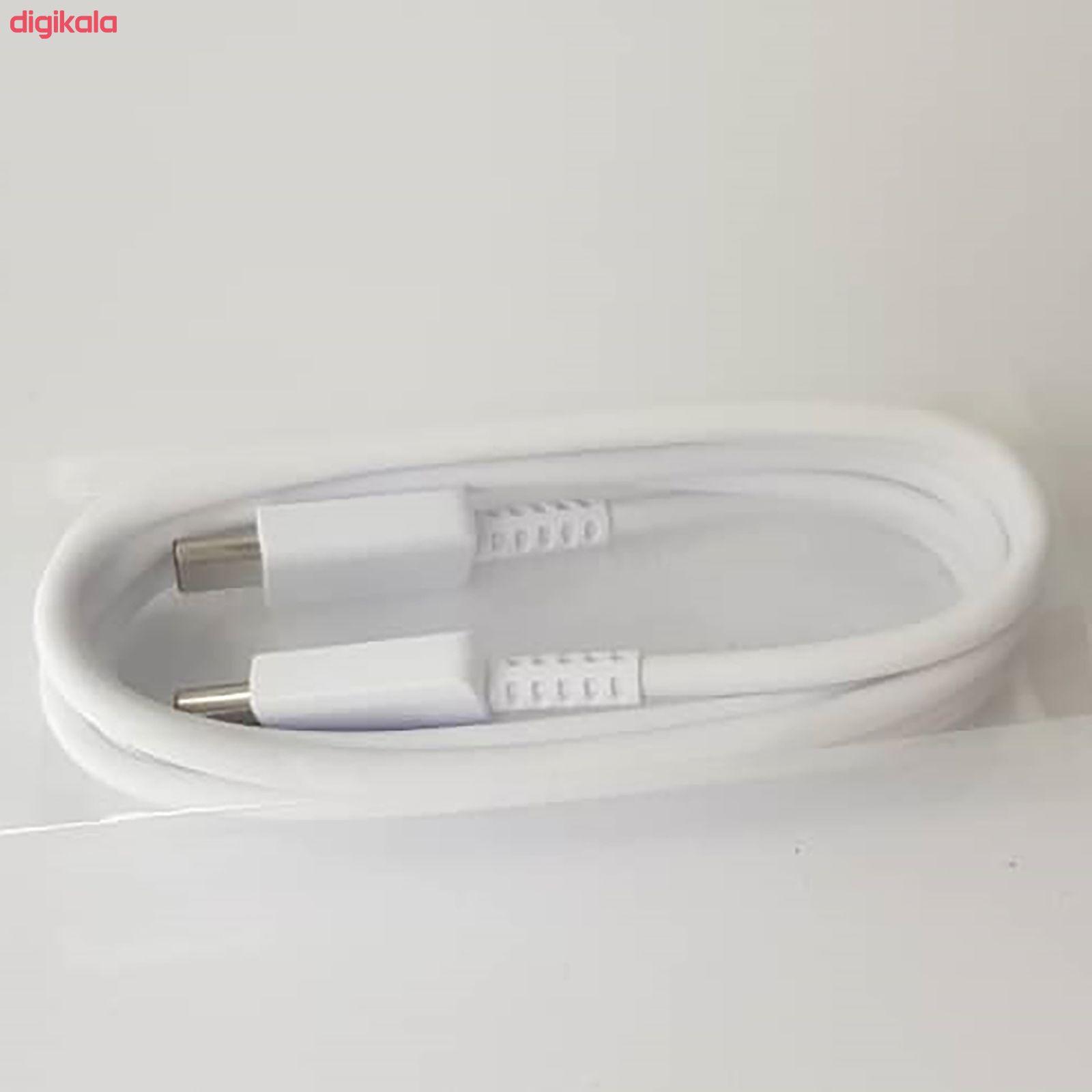 شارژر دیواری سامسونگ مدل EP-TA800 به همراه کابل تبدیل USB-C main 1 7