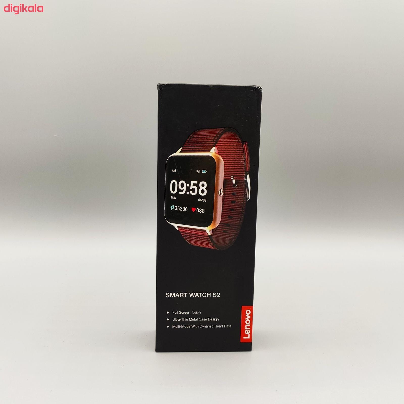 ساعت هوشمند لنوو مدل S2 main 1 3