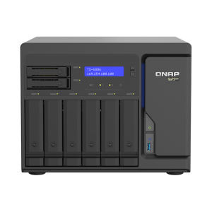 ذخیره ساز تحت شبکه کیونپ مدل TS-h886-D1622-16G-EU