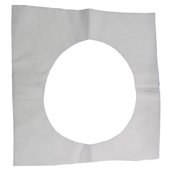 کاور یکبار مصرف توالت فرنگی کد 2 بسته 15 عددی