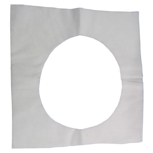 کاور یکبار مصرف توالت فرنگی کد1 بسته 30 عددی