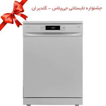 تصویر ماشین ظرفشویی جی پلاس مدل GDW-K462 GPlus GDW-K462 Dishwasher