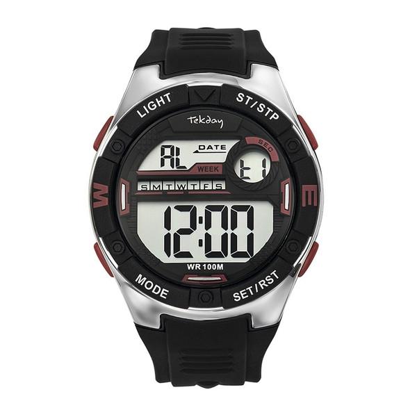 ساعت مچی دیجیتال مردانه تِک دی مدل 654025