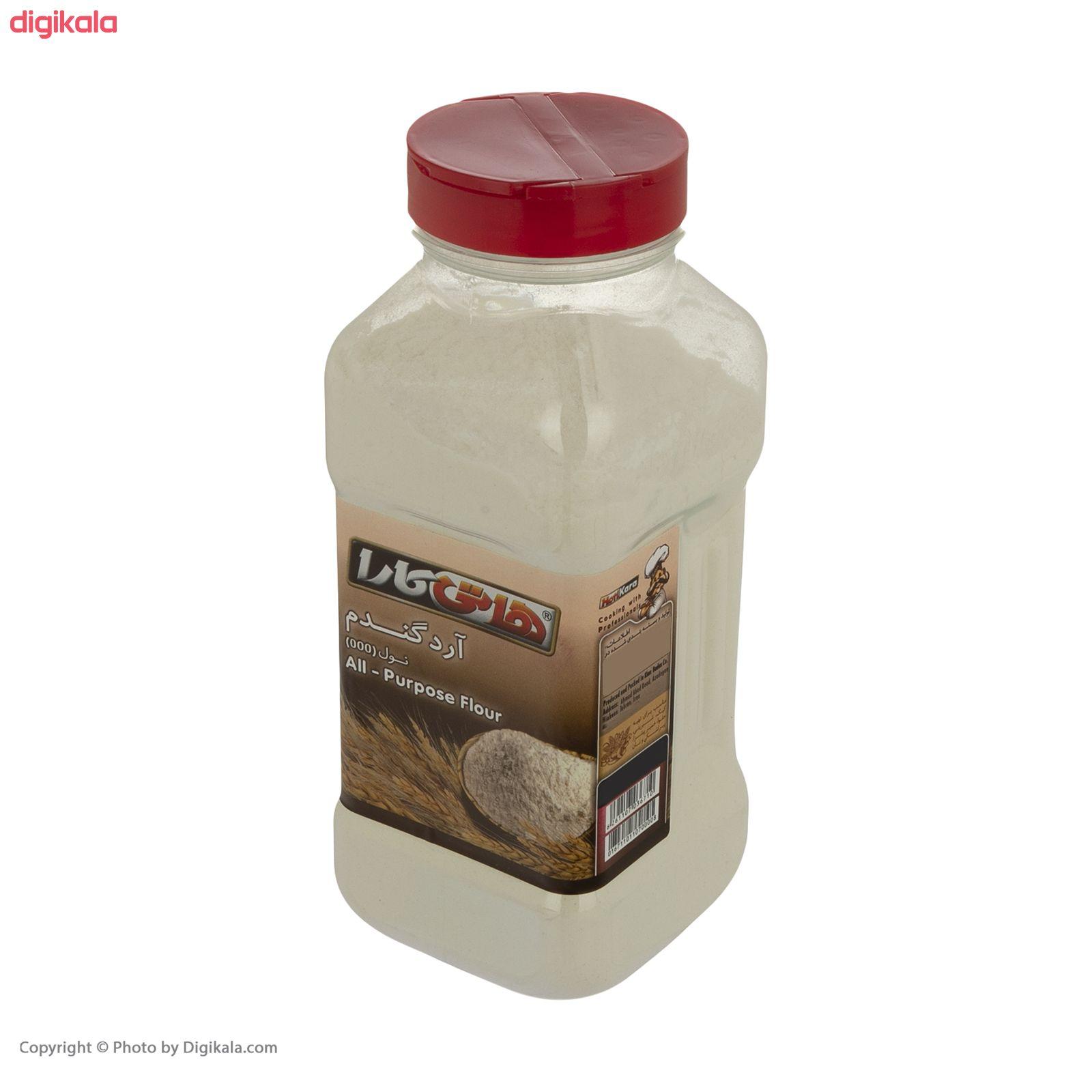 آرد گندم هاتی کارا - 600 گرم main 1 3