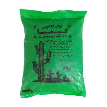 خاک کاکتوس کیمیا سبز مدل B 8764 وزن 4 کیلوگرم