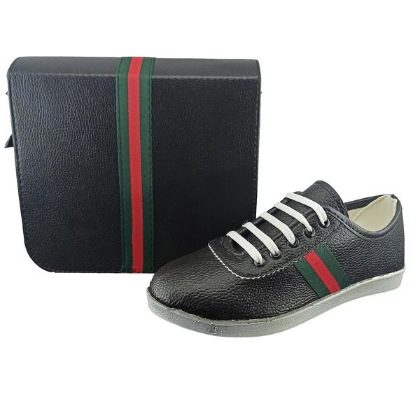 ست کیف و کفش زنانه کد matilda-44
