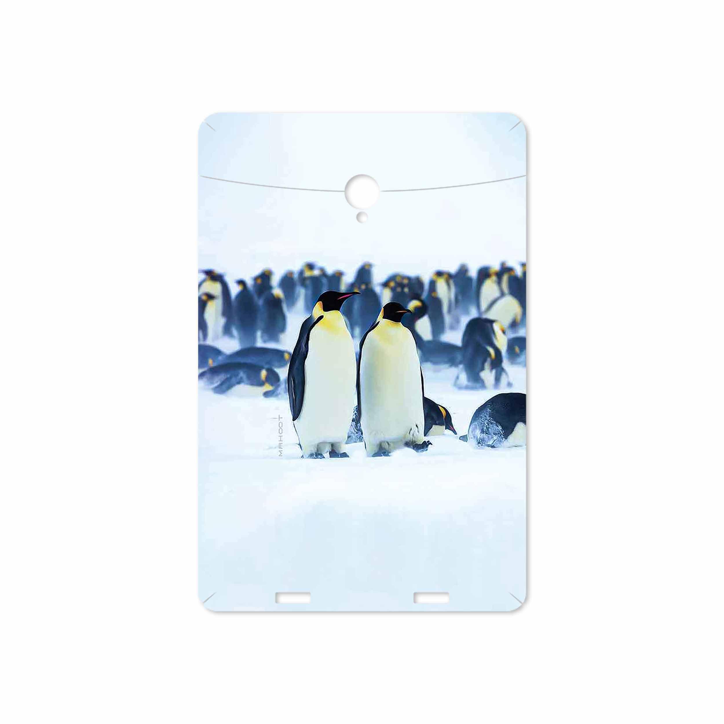 بررسی و خرید [با تخفیف]                                     برچسب پوششی ماهوت مدل Penguin مناسب برای تبلت وریکو Unipad                             اورجینال