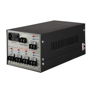 یو پی اس بی ام اس مدل 10A4.5 با ظرفیت 120 ولت آمپر به همراه باتری داخلی