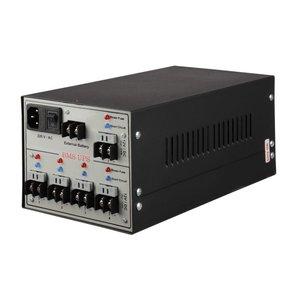 یو پی اس بی ام اس مدل 10A7.2 با ظرفیت 120 ولت آمپر به همراه باتری داخلی