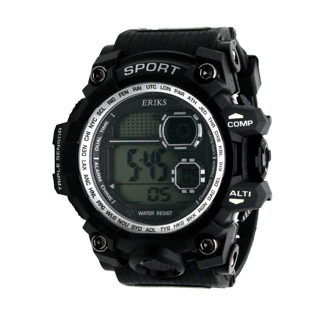 ساعت مچی دیجیتال مردانه اریکس مدل grd222