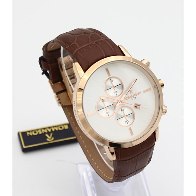 ست ساعت مچی عقربه ای رومانسون مدل 540820