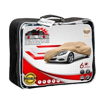 چادر خودرو رویال اسپرت مدل BE مناسب برای دنا پلاس