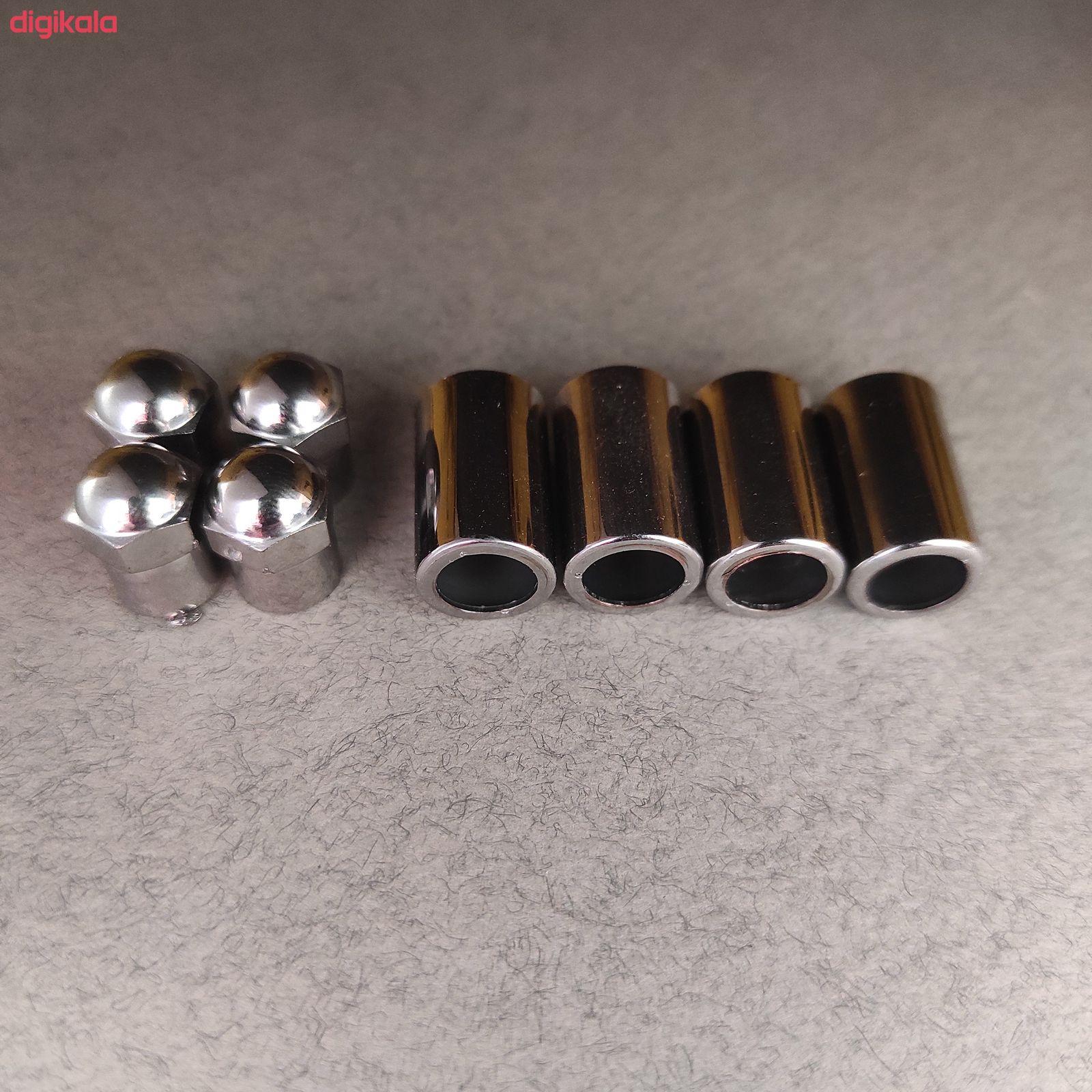 بدنه و سر والف لاستیک خودرو مدل  Sb بسته 4 عددی main 1 4