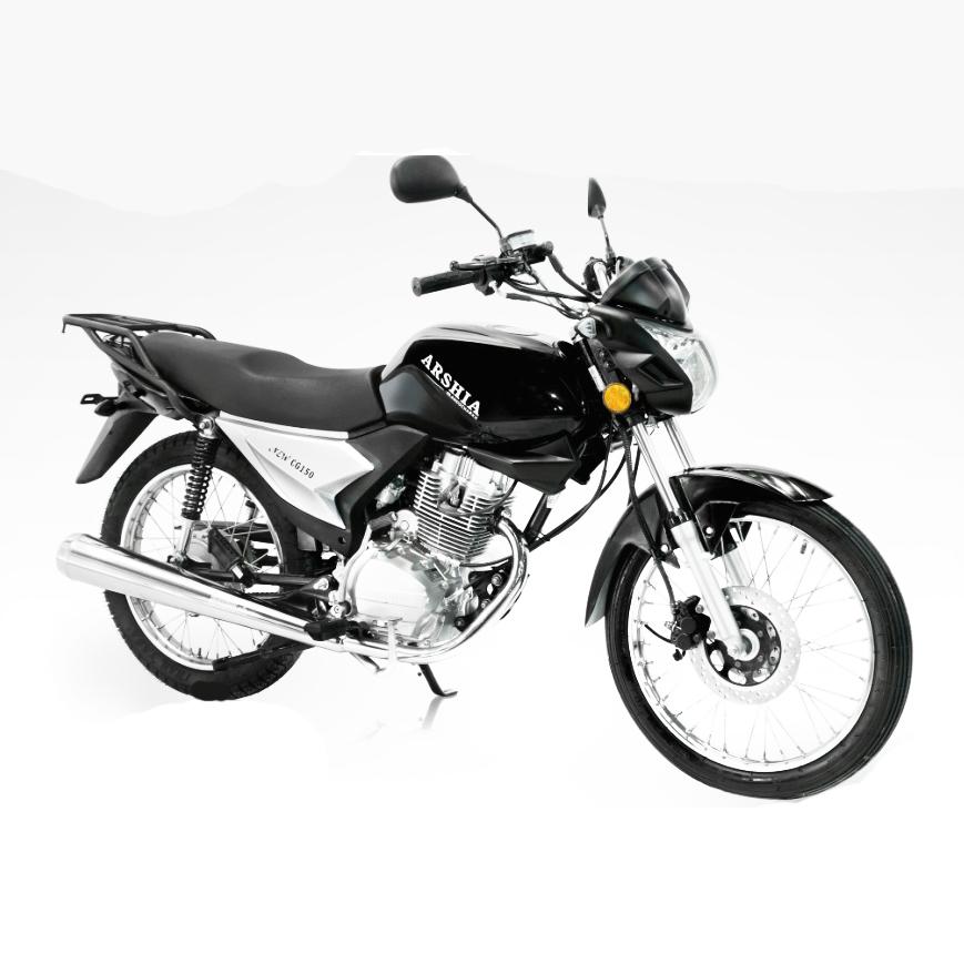 موتور سیکلت ارشیا مدل CG 150 سال 1395