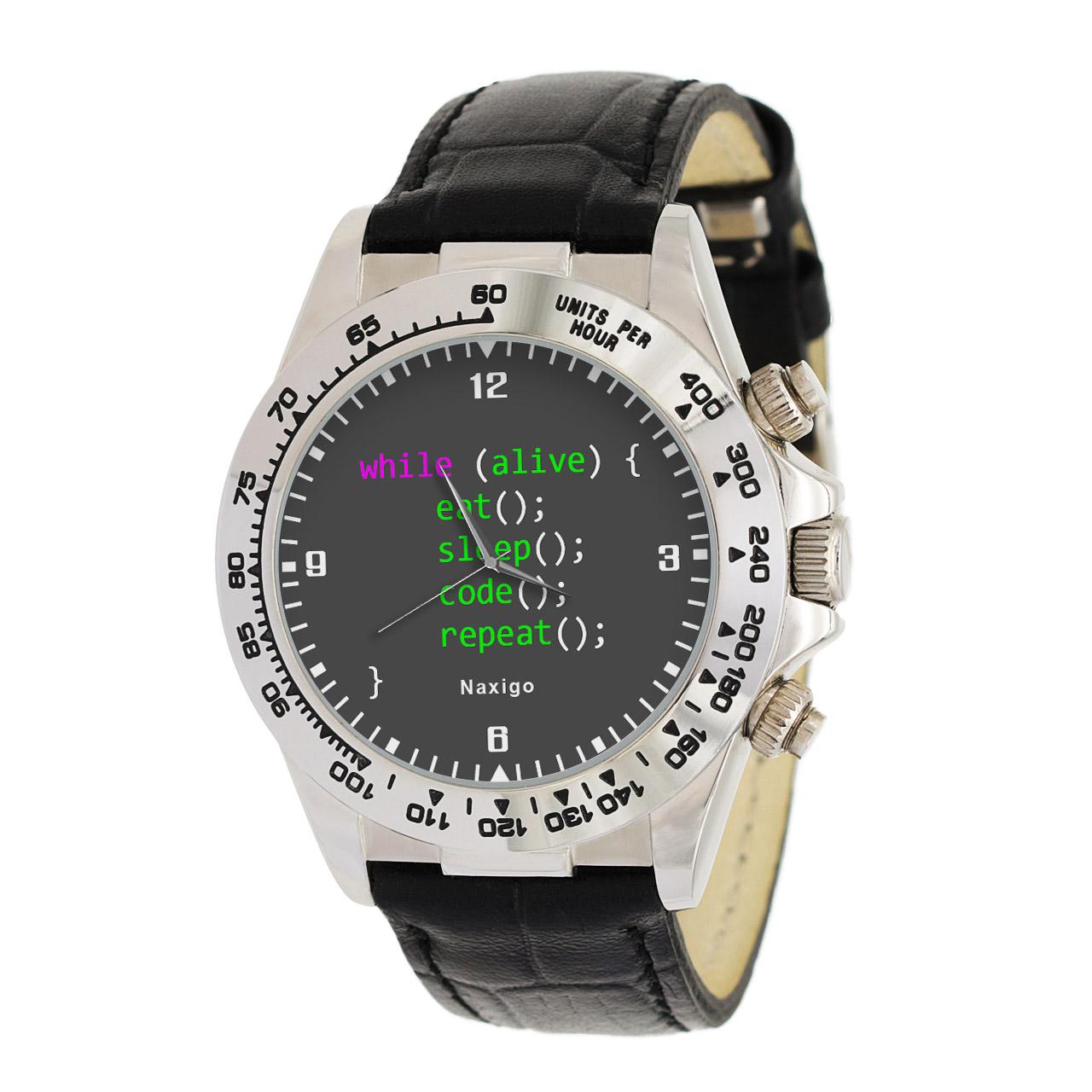 ساعت مچی  مردانه ناکسیگو طرح برنامه نویسی کد LS3538