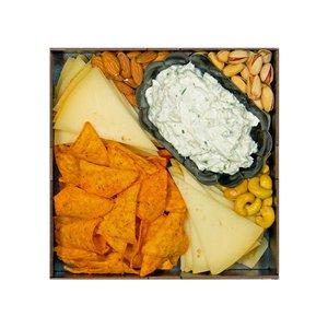 سینی پنیر گودا و کشکه مزبار - 640 گرم