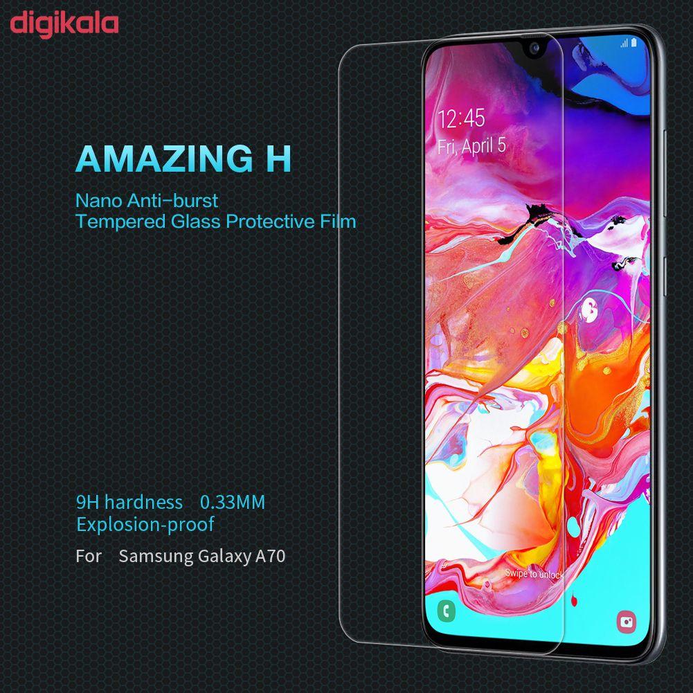 محافظ صفحه نمایش فوکس مدل PR001 مناسب برای گوشی موبایل سامسونگ Galaxy A70 main 1 4