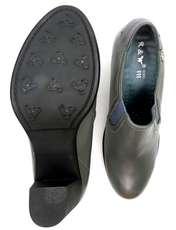 کفش زنانه آر اند دبلیو مدل 487 رنگ طوسی -  - 5