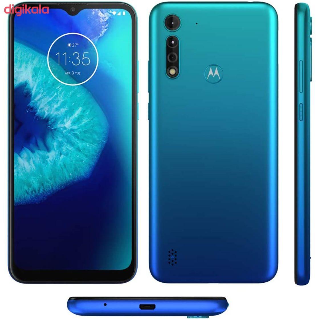 گوشی موبایل موتورولا مدل Motorola G8 Power Lite XT2055-1 دو سیم کارت ظرفیت 64 گیگابایت main 1 4