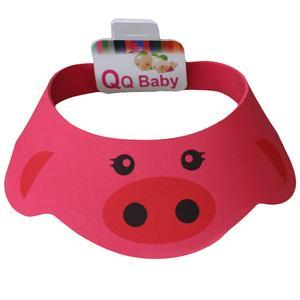 کلاه حمام نوزاد مدل kca-pi-pin