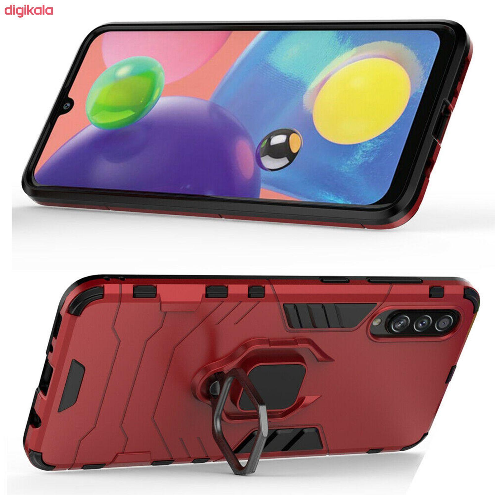 کاور کانواس مدل RHINO SERIES مناسب برای گوشی موبایل سامسونگ Galaxy A50s/A30s/A50 main 1 12