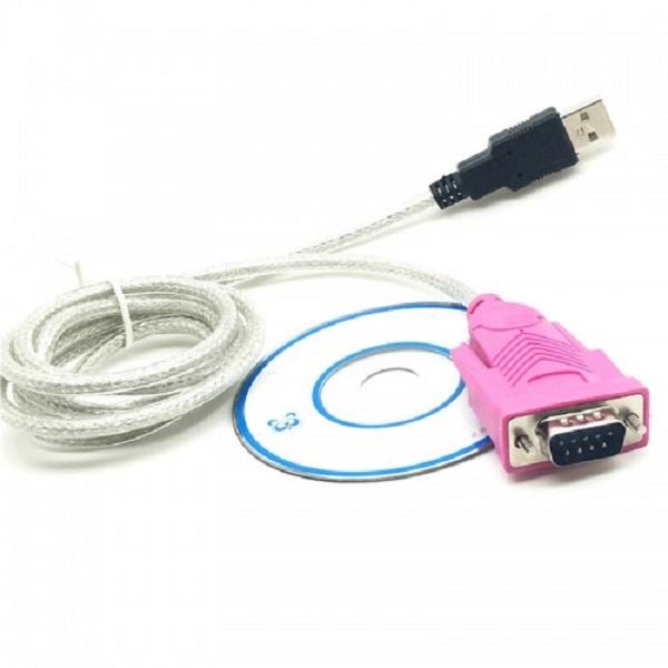 کابل تبدیل USB به RS232 مدل PL-2303 طول 1.5 متر