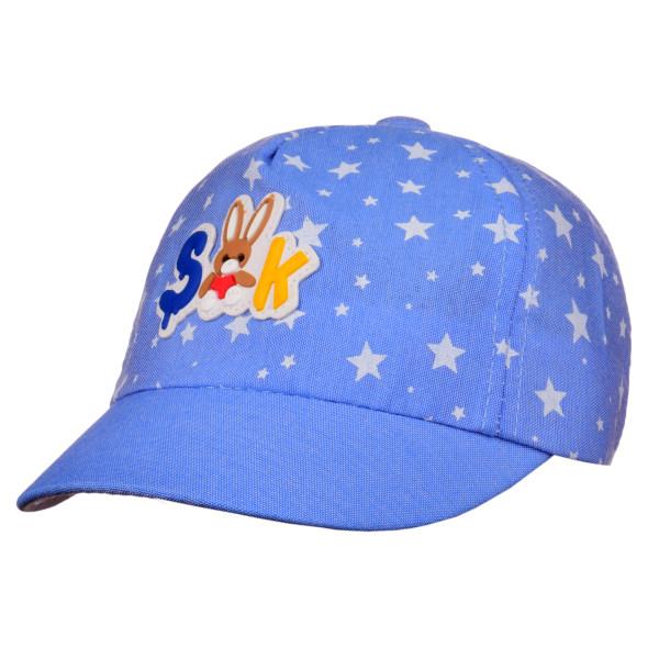 کلاه کپ بچگانه طرح ستاره کد N31273