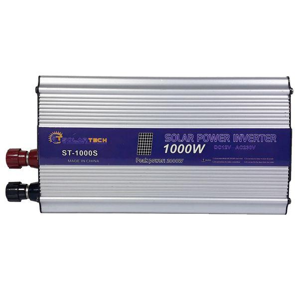 مبدل برق خودرو سولار تک مدل TST-994 کد 1000