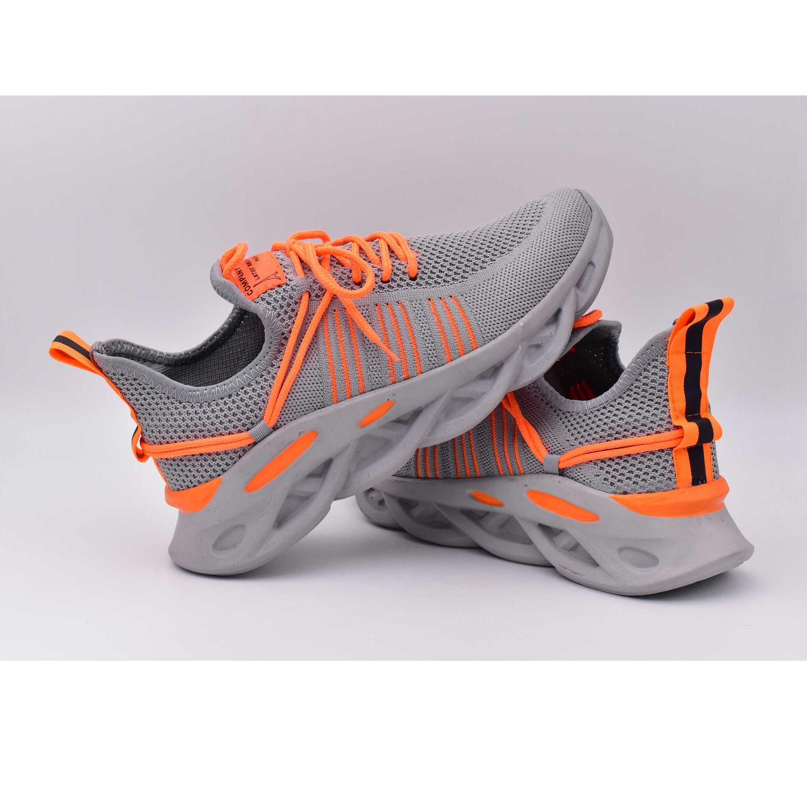 کفش دویدن مردانه مدل پارسا کد B1071-2 -  - 3