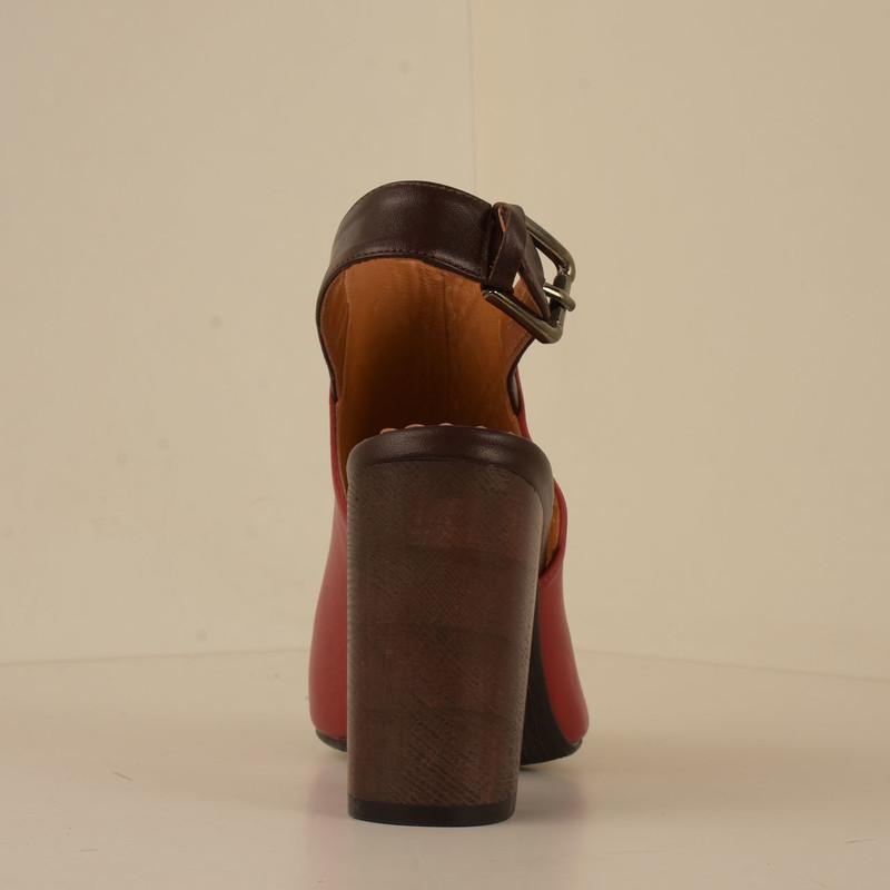 کفش زنانه پارینه چرم مدل SHOW25