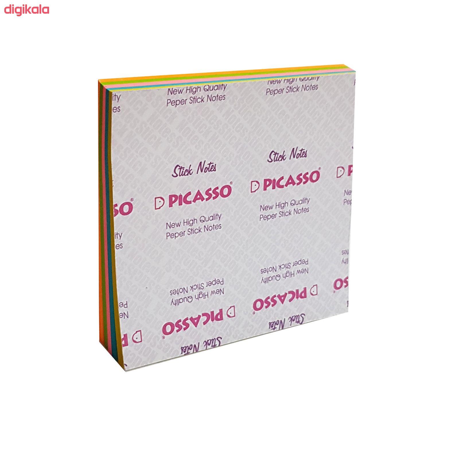 کاغذ یادداشت چسب دار پیکاسو مدل 75 main 1 2