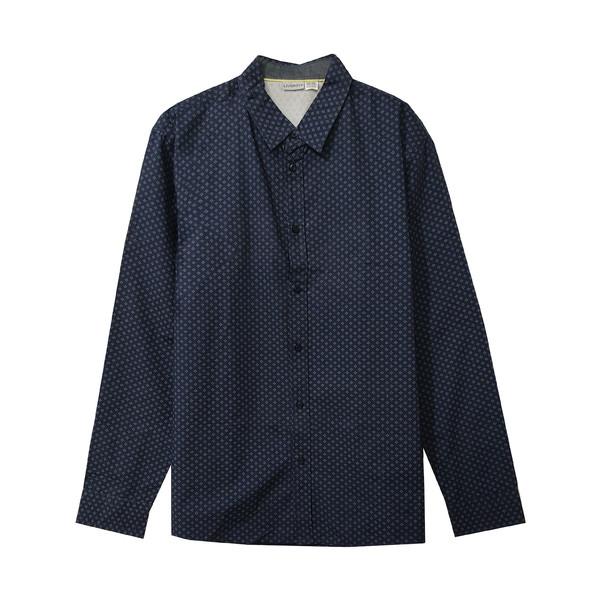 پیراهن آستین بلند مردانه لیورجی مدل ne49
