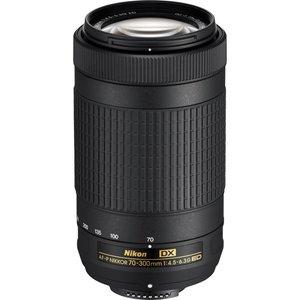 لنز دوربین نیکون مدل Nikon AF-P DX NIKKOR 70-300mm f/4.5-6.3G ED