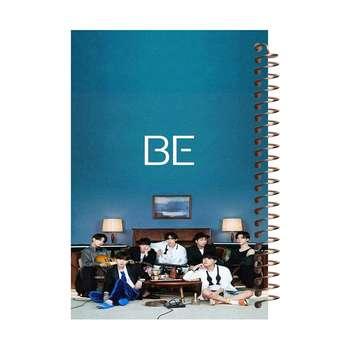 دفتر یادداشت مشایخ طرح Bts کد 5152