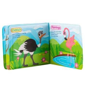 کتاب حمام کودک مدل Bird Kingdom