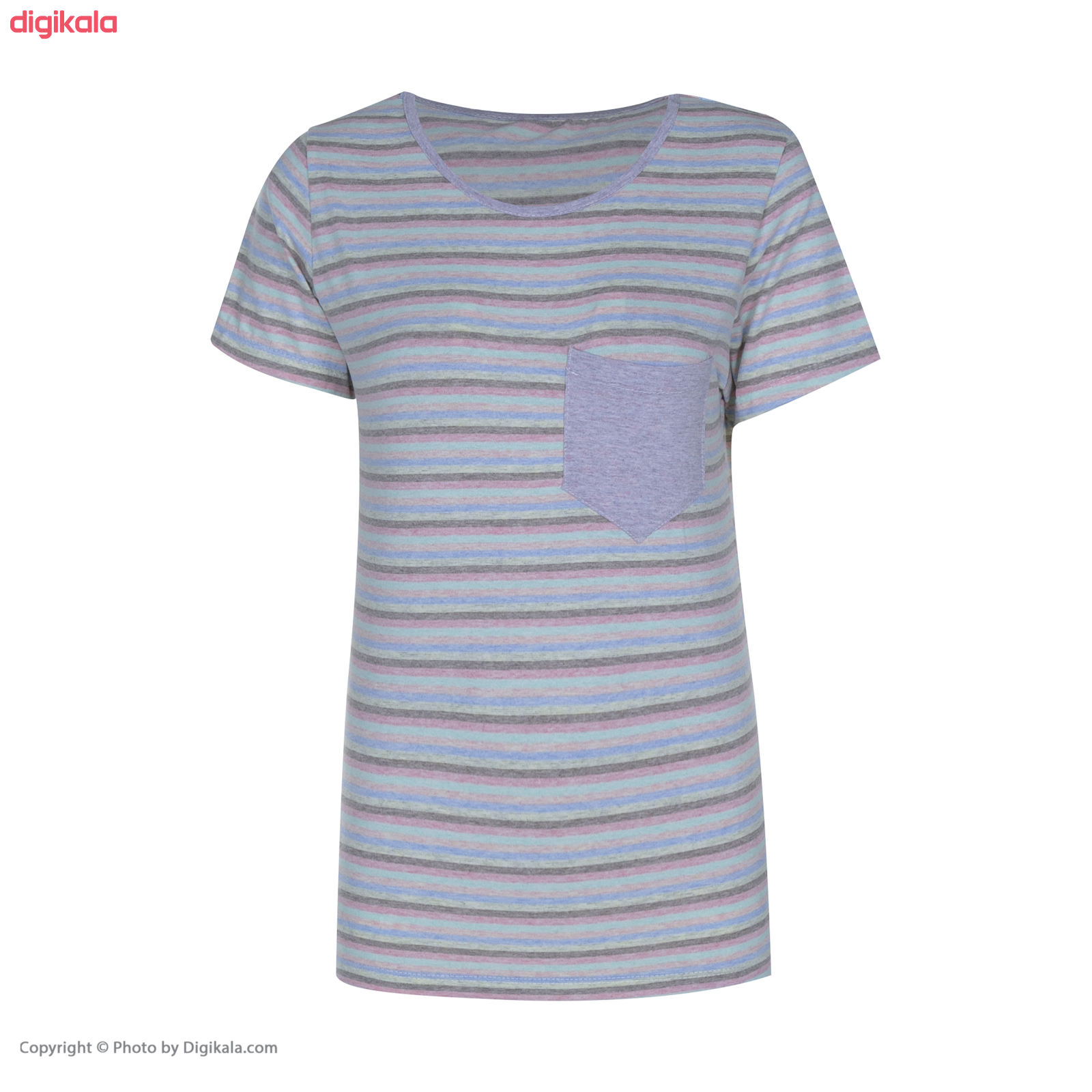 ست تی شرت و شلوار زنانه مدل M2 main 1 1
