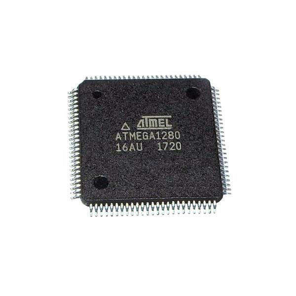 آی سی میکرو کنترولر اتمل مدل ATMEGA1280-16AU کد 1330