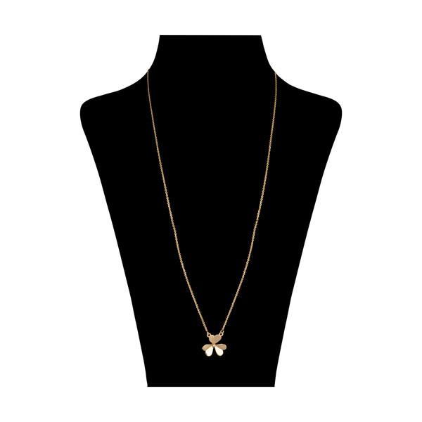 گردنبند طلا 24 عیار زنانه مدیسا مدل N7018