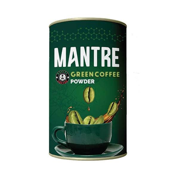 قوطی قهوه سبز مانتره - 200 گرم