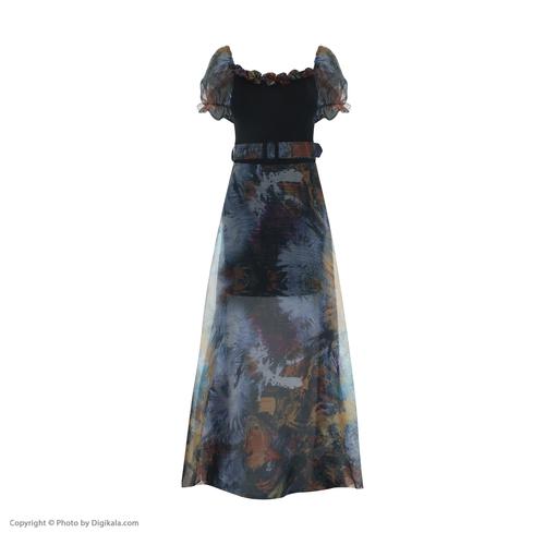پیراهن زنانه استایلیش لیدیز مدل b9901