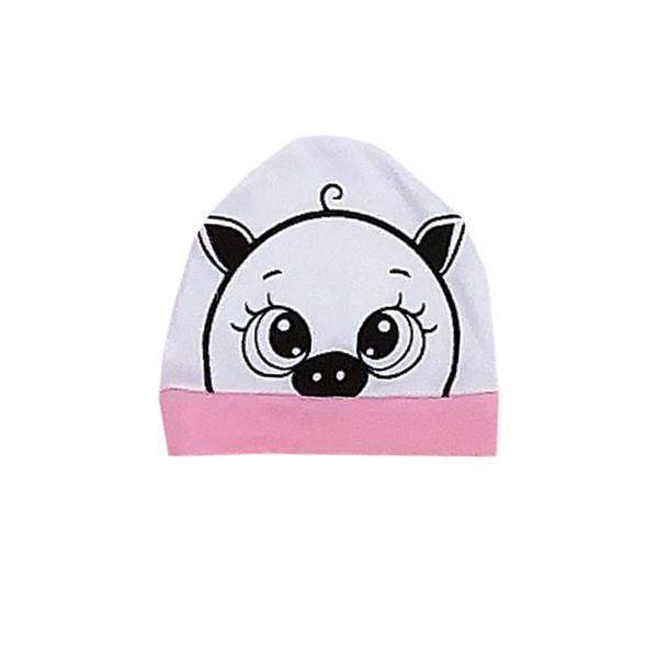 کلاه نوزادی مدل خوک